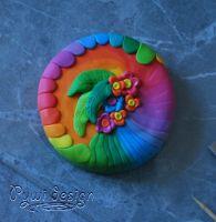 regenbogendose